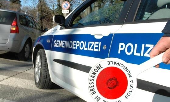 2016.10.22 Nomina del capo della polizia municipale di Bressanone