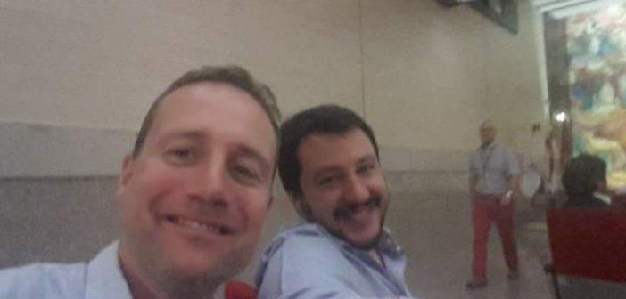 2017.03.11 Matteo Salvini a Napoli.
