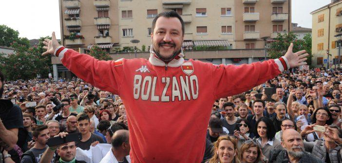 2017.12.04 Matteo Salvini a Bolzano