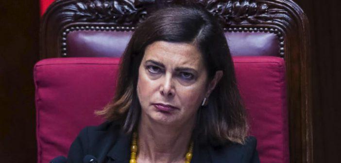 """2018.01.20 La presidentessa Laura Boldrini a Bolzano. Bessone: """"Alle donne servono fatti, non sostantivi."""""""