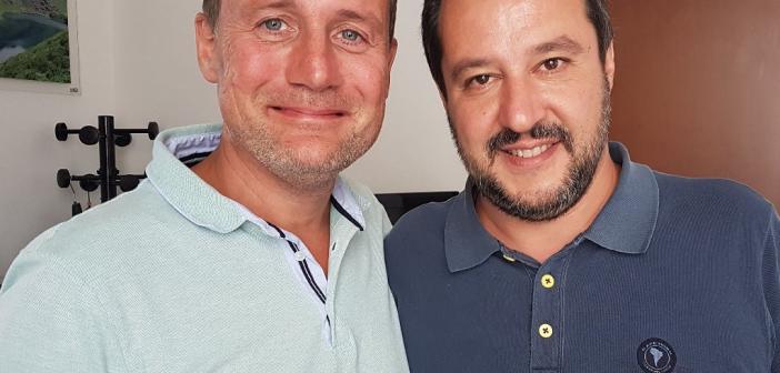 2019.03.11 Dimissioni da Commissario della Lega Alto Adige – Südtirol